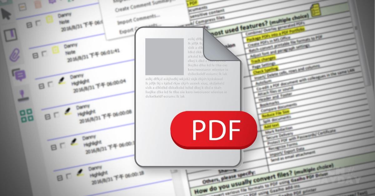 3 แอพฯฟรี แก้ไขไฟล์ PDF ไม่ต้องง้อ Acrobat Pro